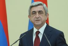 Президент направил послание участникам и гостям Второго армяно-российского межрегионального форума