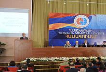 Приветственное слово Президента Сержа Саргсяна на Втором съезде международного союза общественных организаций «Всемирный армянский конгресс»
