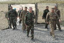 Working visit of President Serzh Sargsyan to the Nagorno Karabakh Republic