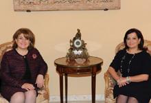 ՀՀ առաջին տիկին Ռիտա Սարգսյանը հյուրընկալվել է Լիբանանի առաջին տիկին Վաֆաա Սուլեյմանին