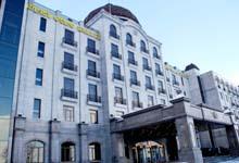 Նախագահ Սերժ Սարգսյանը ներկա է գտնվել Ծաղկաձորի «Գոլդեն Փելըս» հյուրանոցային համալիրի բացմանը