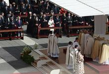 Սերժ Սարգսյանը Վատիկանում ներկա է գտնվել Հռոմի նորընտիր Պապ Ֆրանցիսկոսի գահակալության արարողությանը