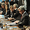 In Astana President Serzh Sargsyan is participating at the 7th Summit of the OSCE-01.12.2010
