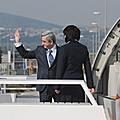 President Serzh Sargsyan in Greece on a state visit -18-20.01.2011