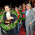 President Serzh Sargsyan meets the national chess team of Armenia which won the World Champion Title--27.07.2011