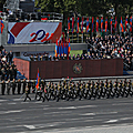 President Serzh Sargsyan at the military parade of the RA Armed Forces dedicated to the 20th anniversary of the Armenian independence-21.09.2011