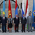 Informal summit of the CSTO Heads of state in Yerevan-20.08.2010