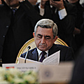 President Serzh Sargsyan at the session of the Collective Security Treaty Organization in Moscow-20.12.2011