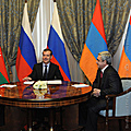Trilateral meeting of the Presidents of Armenia, Russia and Azerbaijan in Sochi-25.01.2010