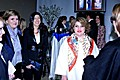 "RA First Lady Rita Sargsyan at the exhibition ""Gallery 100"" devoted to the Armenian Genocide Centennial"