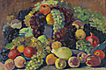"Martiros Sarian – ""Still life. Fruits"" – 1950"