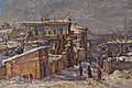 "Bartugh Vartanian - ""View of old Yerevan"""