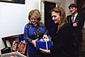 First Lady of Armenia Rita Sargsyan visited the family of the serviceman Azat Asoyan who was killed at the border