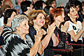 First Lady Rita Sargsyan was present at the opening of the New Names 6th International Festival