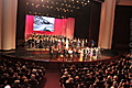 Armenia's First Lady attends concert dedicated to Alexey Hekimyan's jubilee