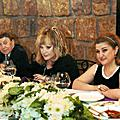 First Lady Rita Sargsyan hosted the famous singer, USSR People's Artist Alla Pugacheva