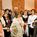 At the initiative of First Lady Rita Sargsyan, a festive concert and a reception were organized at the Arno Babajanian Concert Hall on April 6 dedicated to the celebration of Women's Month.
