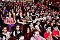 In run up to International Children's Day, under patronage of RA First Lady Rita Sargsyan children from orphanages of Gyumri, Vanadzor and Gavar, as well as from needy families attended Cartoon Non-Stop Concert
