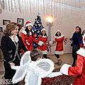 On the occasion of New Year and Christmas holidays, First Lady Rita Sargsyan visited Our Home non-governmental organization. The First Lady met with the children, who were brought up and came to age at the orphanages, and congratulated them with the appro