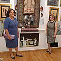 The First Lady of Armenia Rita Sargsyan and First Lady of Poland Anna Komarowska, who has arrived to Armenia in the framework of the Polish President's official visit to Armenia, on July 29 visited the Sergei Parajanov Museum and familiarized with t