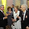 Spouse of the President of Armenia Mrs. Rita Sargsyan during the events dedicated to the 20th anniversary of Independence of the Republic of Armenia