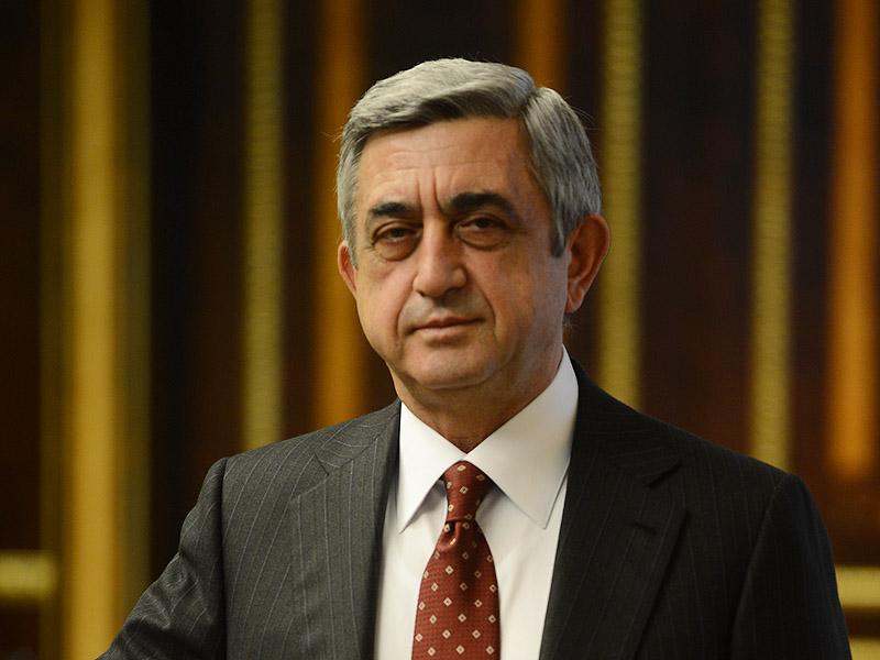 Серж Саргсян: Власти Армении с особым вниманием относятся к проблемам и нуждам всех проживающих в республике национальных общин