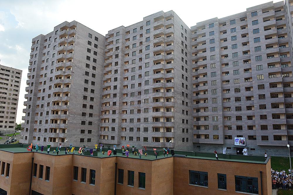 Բնակարան ձեռք բերելու հնարավորություն են ստացել 490 երիտասարդներ