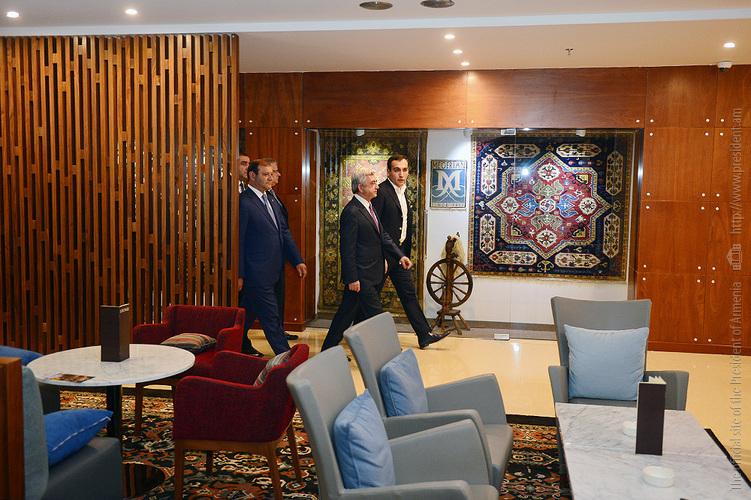 Երևանում բացվել է «Ռեդիսսոն բլու հոթել Երևան» հյուրանոցը