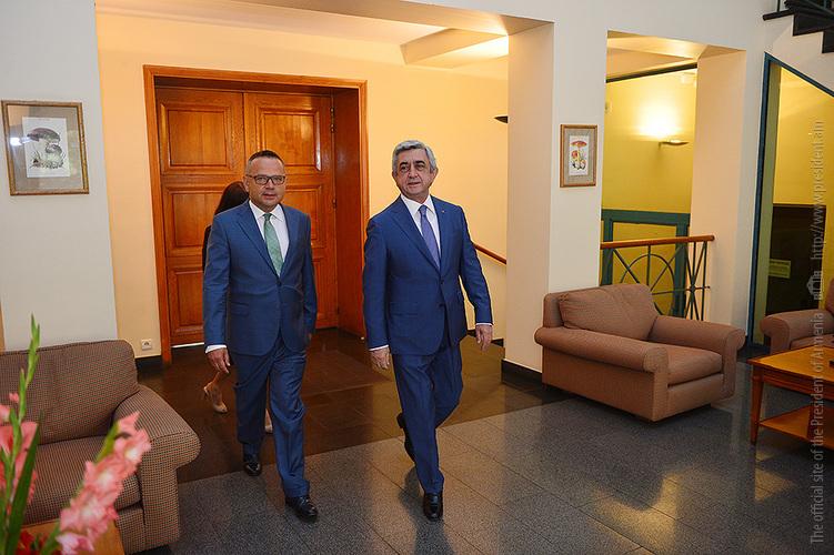 Հայաստանը հպարտ է բարեկամ Ֆրանսիայի հետ իր առանձնաշնորհյալ հարաբերություններով