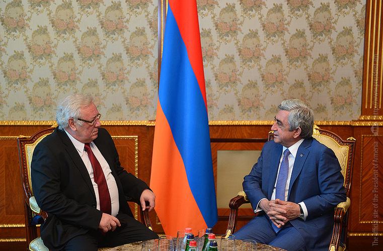 Դեսպան Կարաստամատովը Հայաստանից հեռանում է ջերմ հիշողություններով