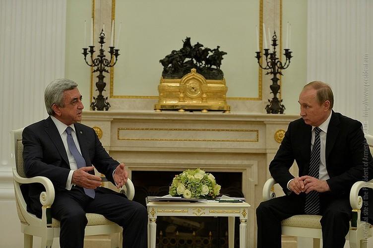 Մոսկվայում կայացել են հայ-ռուսական բարձր մակարդակի բանակցությունները. Տեսանյութ