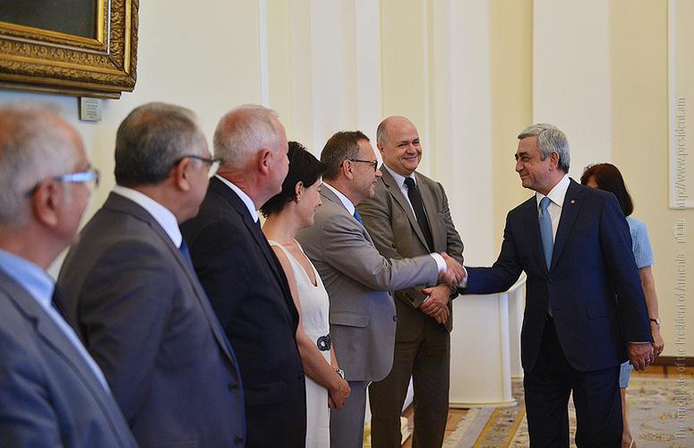 Հայաստանը հպարտ է Ֆրանսիայի հետ իր ջերմ բարեկամությամբ