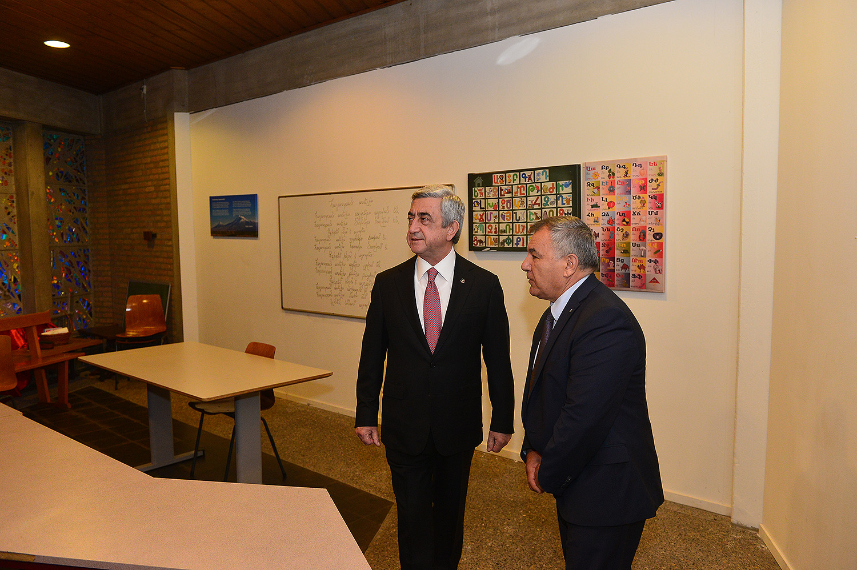 карагозян карапет армянская диаспора фото появился