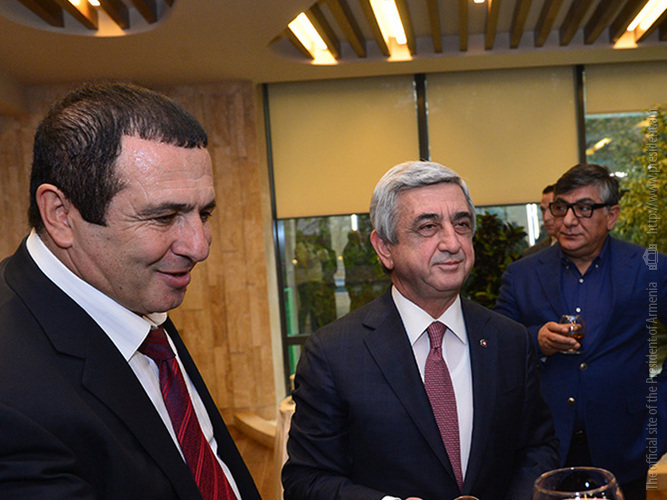 Гагик Царукян потратил на новый спорткомплекс в Ереване почти 40 миллионов, и это еще не все…