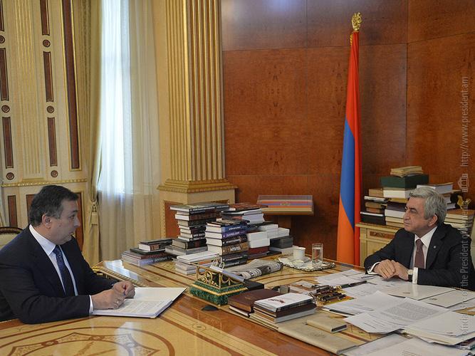 Министр культуры Армении инициировал создание всеармянского симфонического оркестра