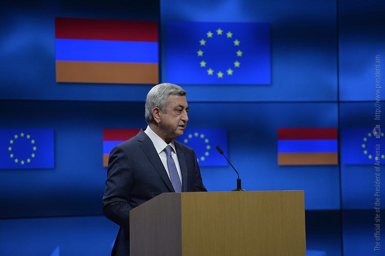 Президент Армении: Сотрудничество Армении с ОДКБ и НАТО полностью совместимо