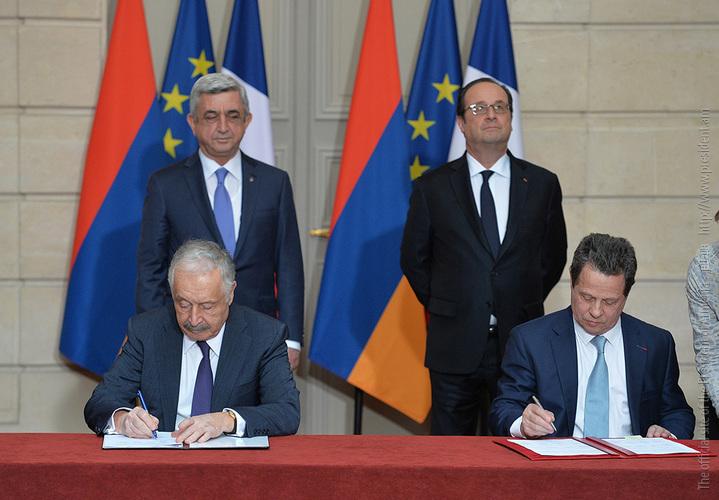 Армения может стать площадкой для французских предпринимателей по выходу на рынки ЕАЭС и Ирана