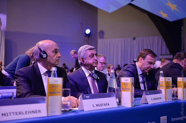 Серж Саркисян принял участие в саммите Европейской народной партии на Мальте