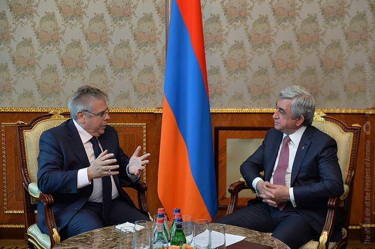 Серж Саргсян: Существуют все предпосылки для проведения в Армении хороших выборов