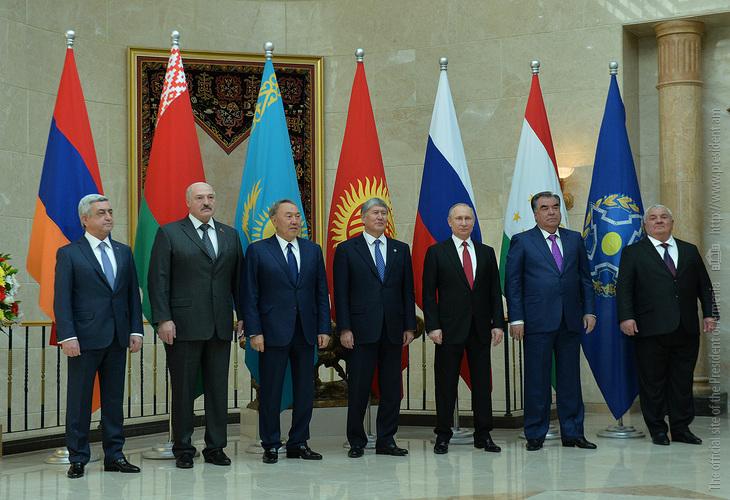 Генсек Юрий Хачатуров: Перед ОДКБ стоит задача дальнейшего упрочения международного авторитета Организации