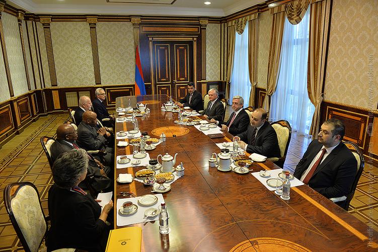 Серж Саргсян: Год от года международный авторитет премии «Аврора» возрастает