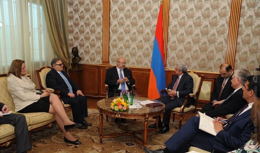 Л. Заньер: Несмотря на закрытие Ереванского офиса, ОБСЕ выражает готовность и заинтересованность в сотрудничестве с Арменией