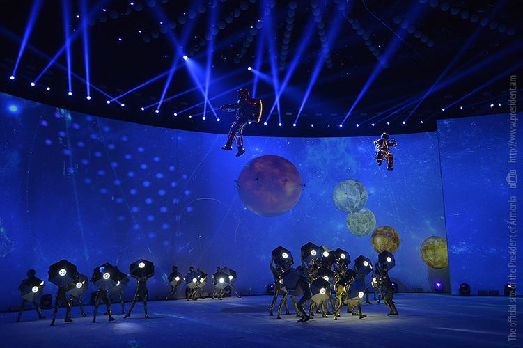 На «ЭКСПО-2017» в Астане ожидается более 5 млн посетителей