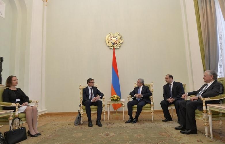Свен Миксер: Надеемся, что в рамках председательства Эстонии будет подписано Соглашение о всеобъемлющем партнерстве Армении и ЕС
