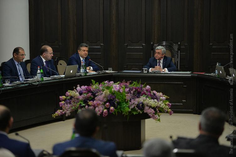 Правительство Армении приостанавливает инспекционные проверки у хозяйствующих субъектов до конца года