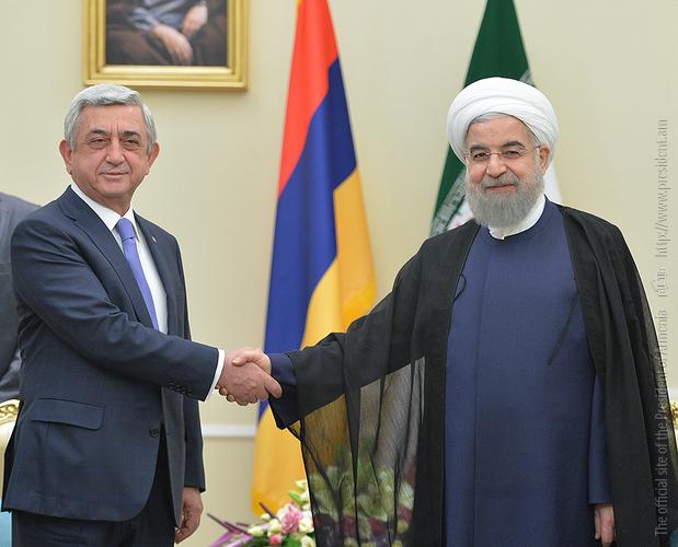 Хасан Роухани: Карабахский вопрос может быть урегулирован только политическим путем