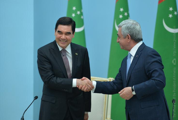 Туркмения и Армения создают газовый союз?