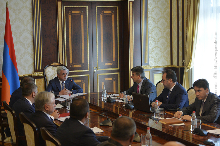 Президент Армении созвал заседание Совета нацбезопасности: представлены законопроекты о военной сфере