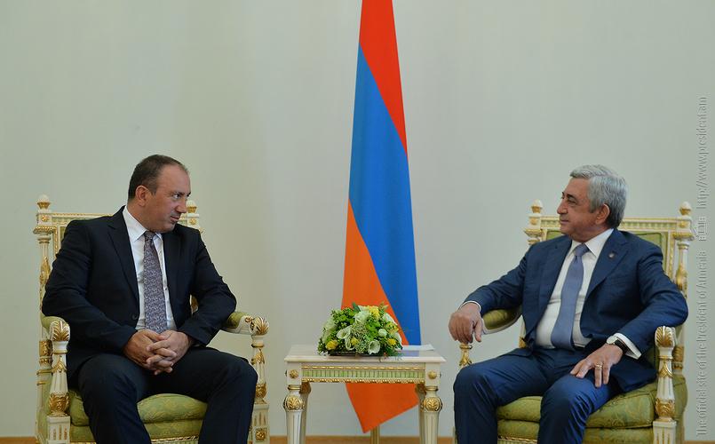 Серж Саргсян: Армения придает важное значение отношениям с Боснией и Герцеговиной, пробел должен быть восполнен