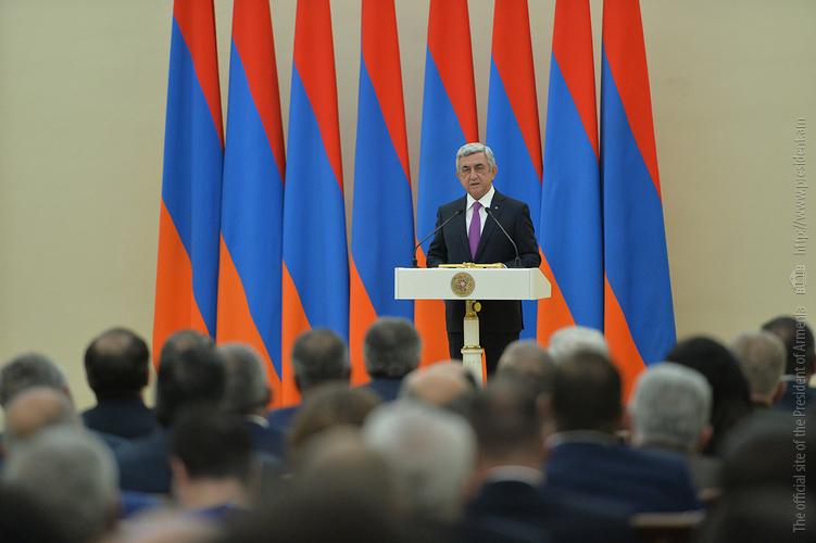 Серж Саргсян: Армения и Арцах жизнеспособны и обороноспособны